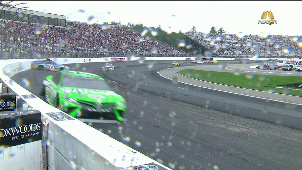 @NASCARonNBC's photo on Kyle Busch