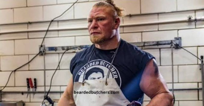 Photo: Brock Lesnar Spotted In A Cowboy Hat At Music Festival