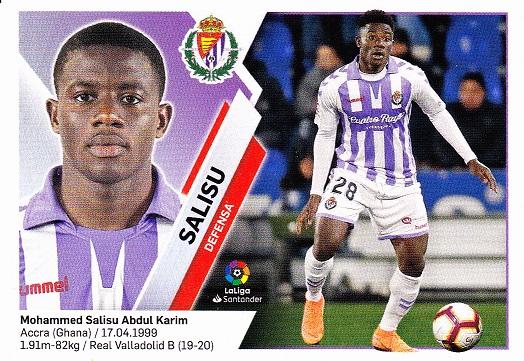 Forjado en el Promesas, el central ghanés Mohammed Salisu hizo un debut en Primera de sobresali....