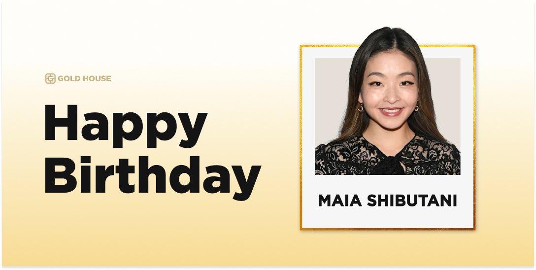 Happy birthday, @MaiaShibutani! https://t.co/R8Vvm5Ias8