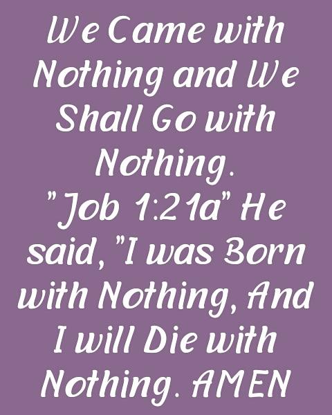 Amen and Amen Photo