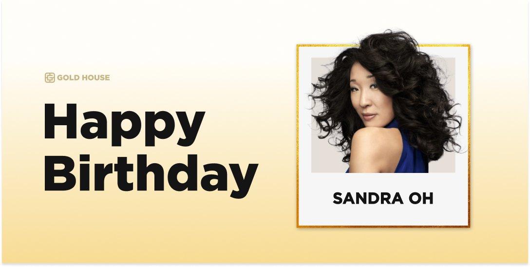 Happy birthday, @IamSandraOh! https://t.co/X8R9vJ8PoX