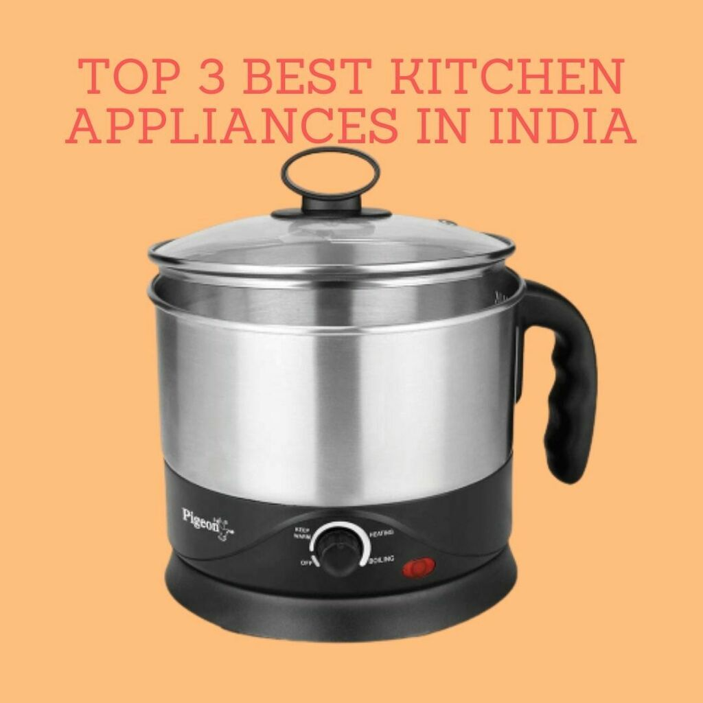Automate Your Kitchen With The Best Kitchen Appliances In India in 2021  thetop3best.in/best-kitchen-a…  #100DaysOfCode #chef #cookware #diningtable #kitchenaccessories #kitchenware #kitchenideas #kitcheninspiration #kitchendecoration #kitchenlove #kitchens#chefsplateform #classyinte…