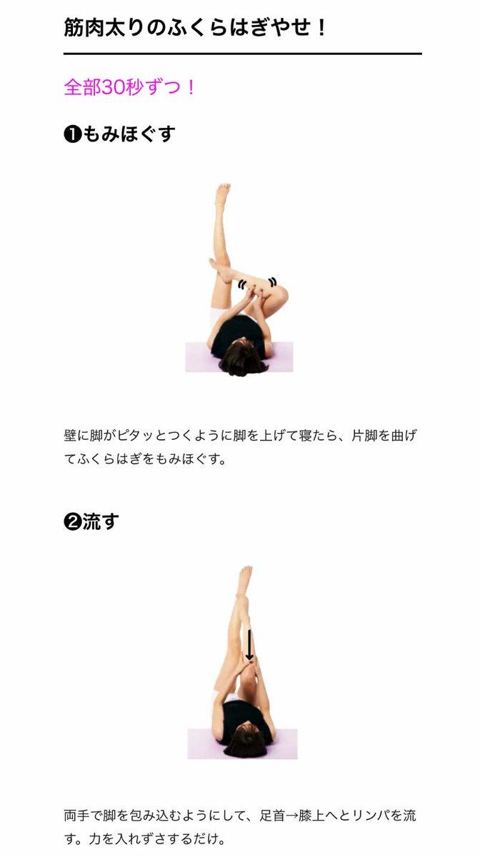 死ぬほど効く?絶対にやるべき脚痩せトレーニング!