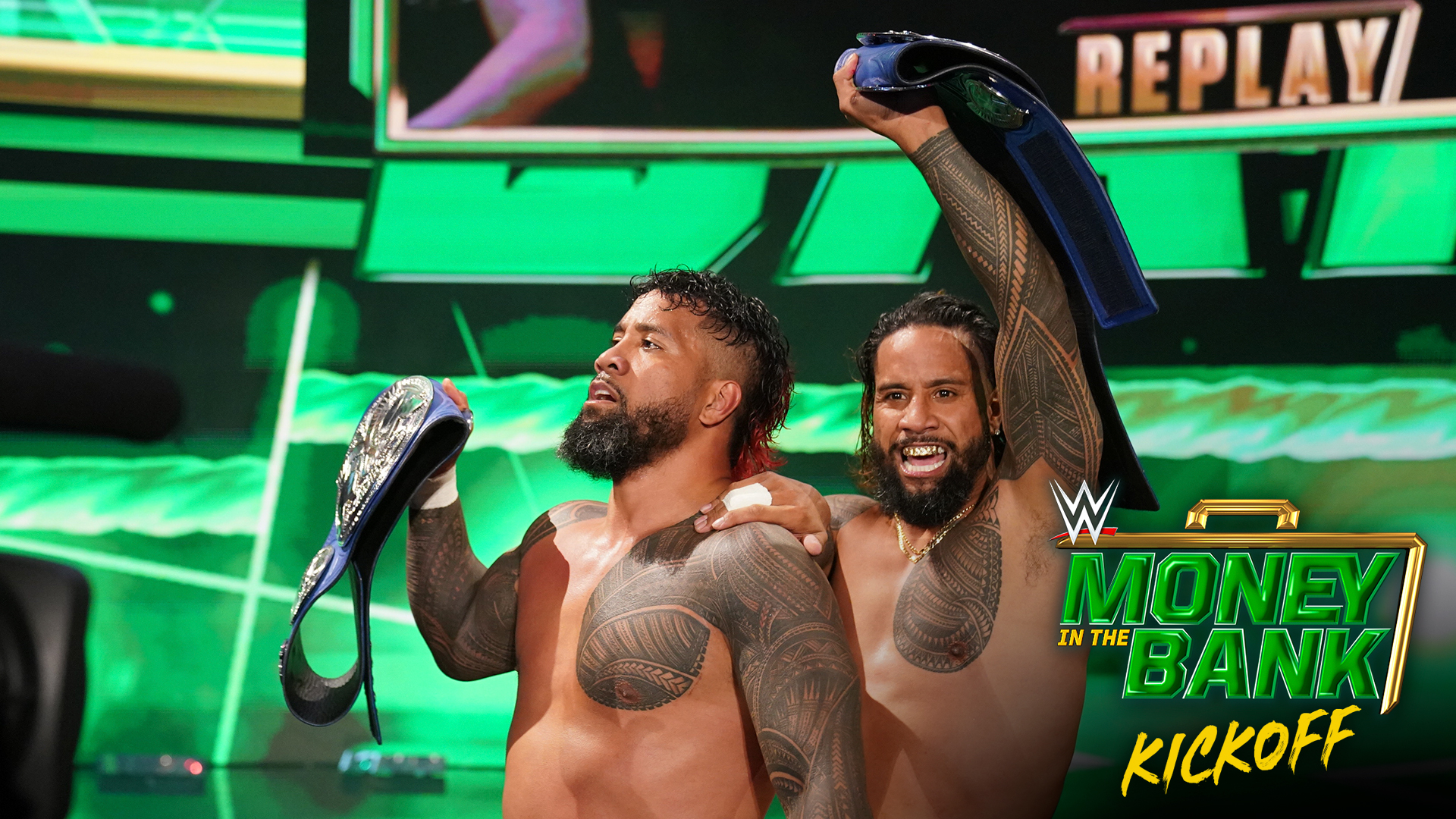 WWE Money In The Bank 2021: Two New Champions Crowned 51