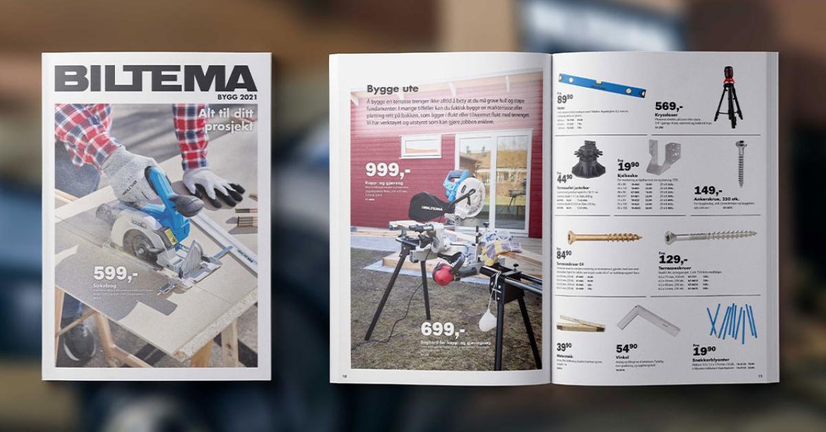 Uansett om du har små eller store prosjekter på gang i sommer, finner du det du trenger i vårt byggmagasin! https://t.co/Cv5mWOGQaw  #byggmagasin #magasin #bygge #oppussing https://t.co/JfMEI9Mzox