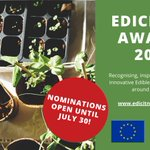 Image for the Tweet beginning: Applications for the @edicitnet
