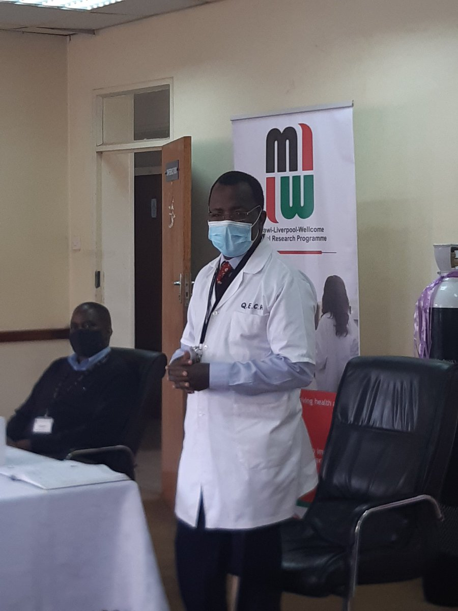"""""""We are grateful for the support that MLW provides to @QECH_Chipatala and its sister hospitals. The organisation has invested millions in the fight against COVID-19 by procuring the oxgen plant, oxygen cylinders and flow meters,"""" @QECH_Chipatala Director Sam Mndolo. https://t.co/ADLbFlziin"""