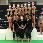 Image for the Tweet beginning: 🏆 O equipo senior absoluto