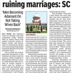 Image for the Tweet beginning: #fakecases Respected Sir top judiciary