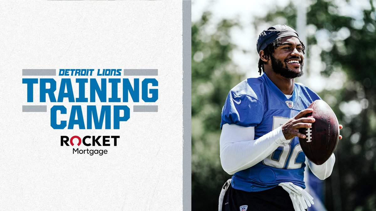 #LionsCamp preview: Running backs  📰 https://t.co/VUw2O2qhV8  @RocketMortgage https://t.co/veX5roOW6x