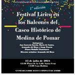 Image for the Tweet beginning: Varias entidades de Medina de