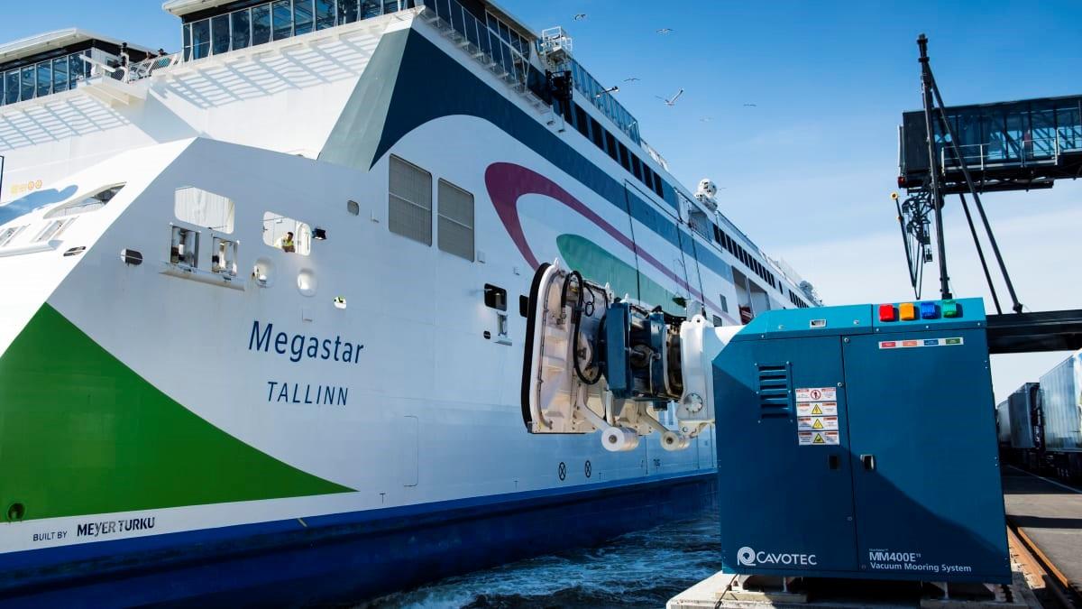 RT @PortTechnology: Port of Helsinki reduces emissions through automated Cavotec system - https://t.co/UUkVnuOjXK https://t.co/nYIYLICnKr