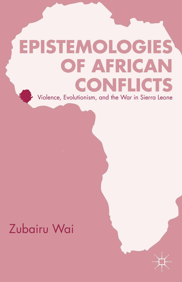 Released in paperback 4 years ago today (originally published in 2012). An old book, but still a conpelling conceptual and methodological lesson on how not to write about Africa or conflicts.    Winner of the ATWS Toyin Falola Africa Book Award for 2013.  Foreword by V.Y. Mudimbe https://t.co/PkeGF3Du35