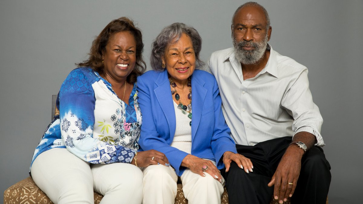 Join us in wishing a happy 99th birthday to our beloved founder, Rachel Robinson! #jrf