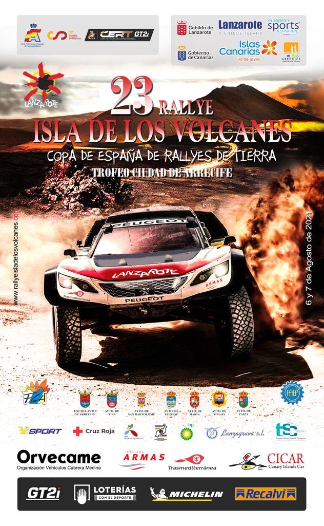 CERT: 23º Rallye Isla de los Volcanes [6-7 Agosto] E6qolL2WQAMLKDE?format=jpg&name=medium