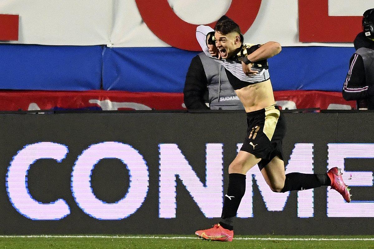 @Sudamericana's photo on Marco