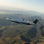 Image for the Tweet beginning: The Gulfstream #G650 was made