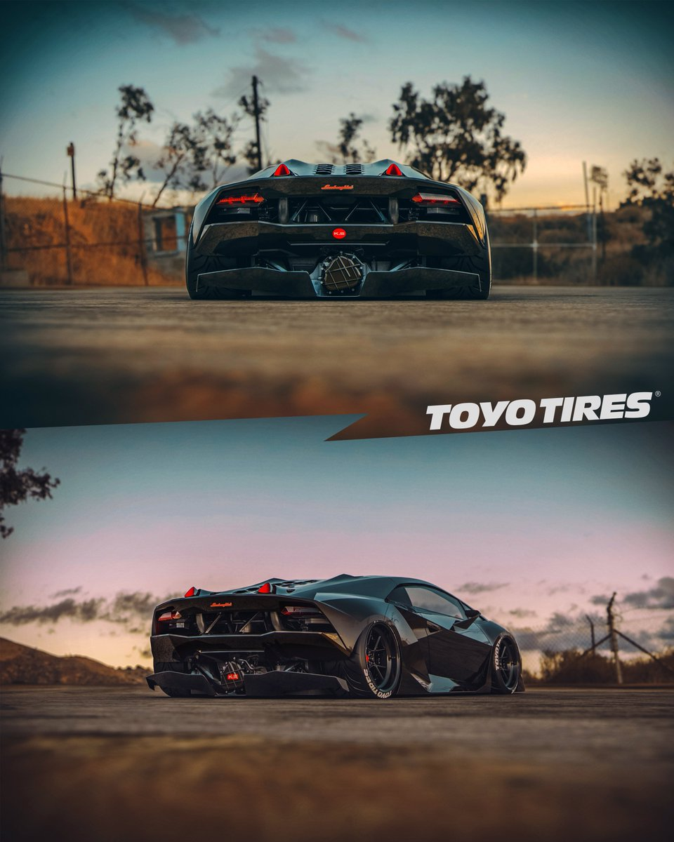 Fun fact: The Sesto Elemento accelerates from  0–62 mph in 2.5 seconds, which makes it the Lamborghini with the best acceleration ever. | #TOYOTIRES | @The_Kyza https://t.co/SO8W4N7k4l