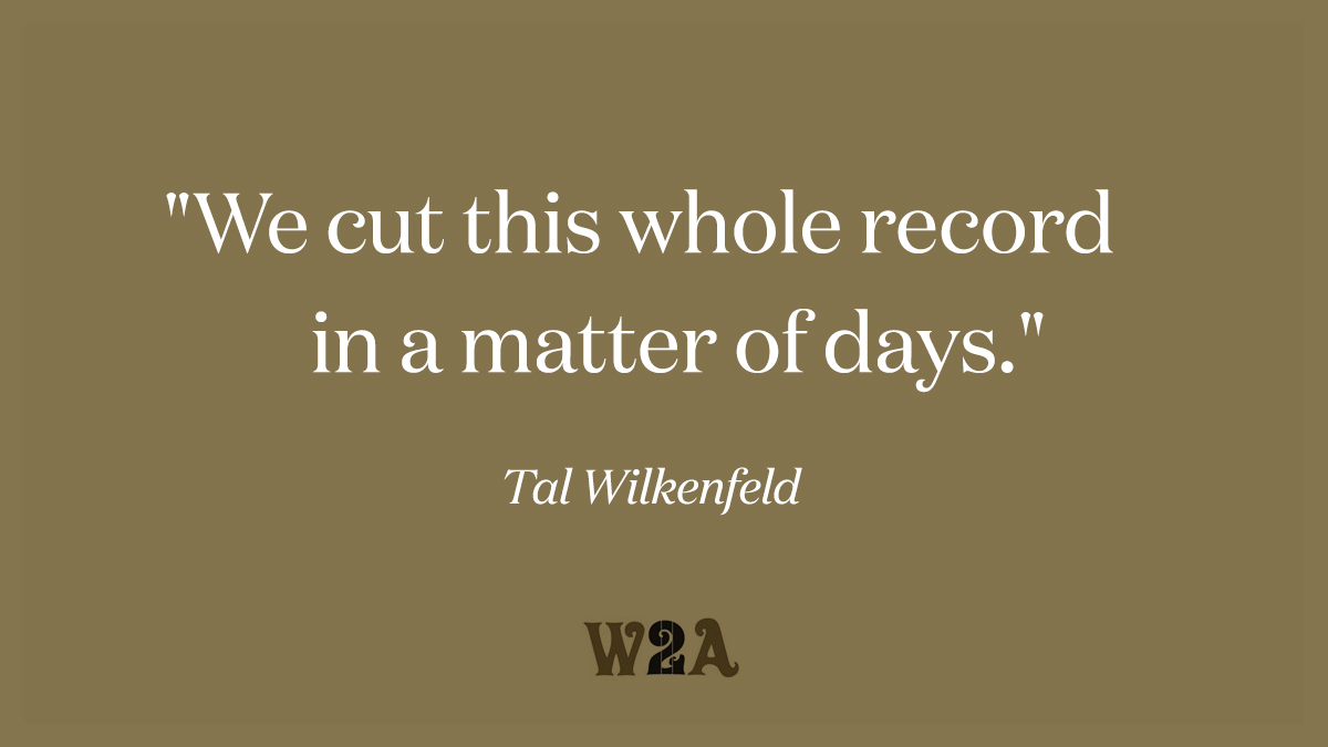 """""""We cut this whole record in a matter of days,"""" says bassist @talwilkenfeld , who recorded on #Welcome2America with Prince at @PaisleyPark. Hear more stories from Prince's bandmates in @RollingStone, ahead of Welcome 2 America's release on July 30: https://t.co/LG7Bqj9T1J https://t.co/8BQs81huFe"""