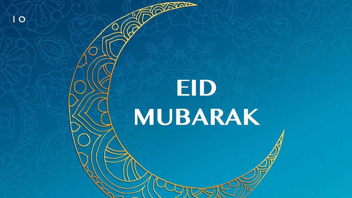 I would like to wish Muslims celebrating here in the UK and across the world a joyous and blessed Eid al-Adha.   #EidMubarak https://t.co/17ZdggeeJz