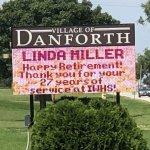 Image for the Tweet beginning: Wishing our beloved Linda Miller