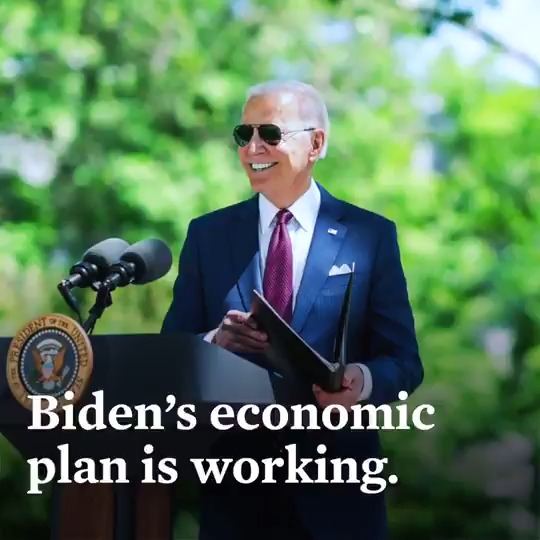 Six months in, our economic plan is working. https://t.co/j5hTV93YwP