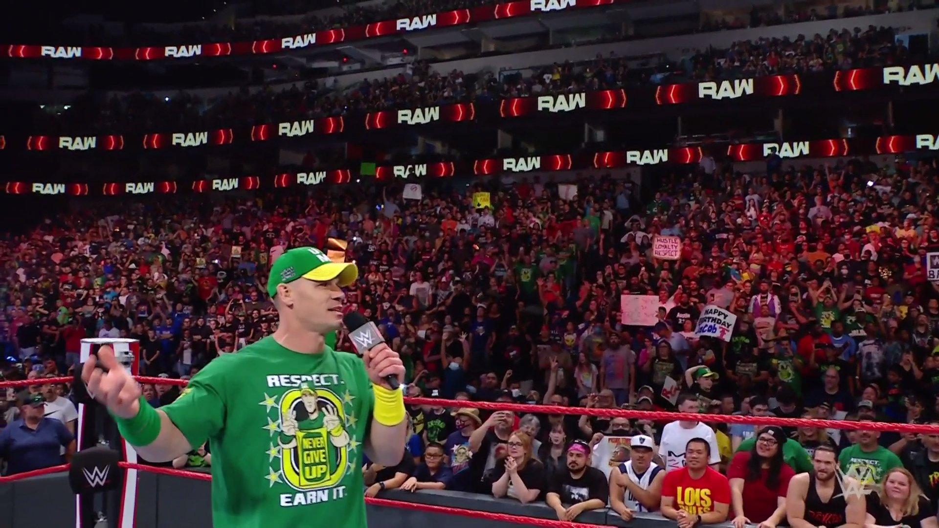 WWE SummerSlam 2021: John Cena And Goldberg Issue Title Match Challenges 1