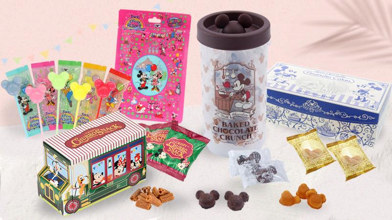 test ツイッターメディア - 東京ディズニーリゾートでは、ミッキーシェイプのお菓子がたくさん売っているのをご存じですか? キャンディーやチョコレートに、パークで食べられるチュロスをイメージしたスナックまであるんですよ! 見た目もかわいくて食べてもおいしいので、おみやげにぴったり♪ >> https://t.co/nfpFaj0f5h https://t.co/UsLnheCfg4
