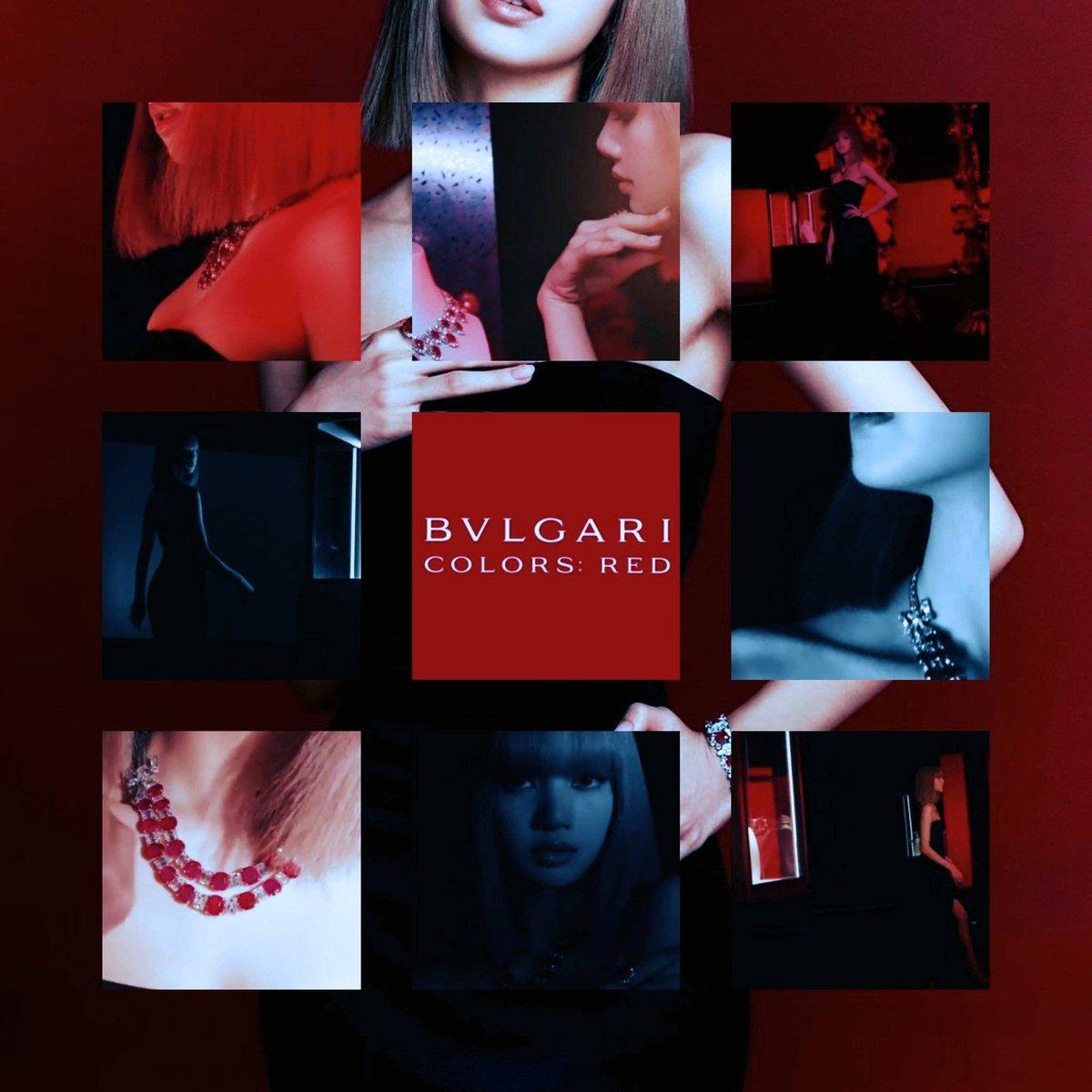 @Lsglobal_'s photo on #LISAxBVLGARI