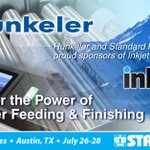 Image for the Tweet beginning: #Hunkeler is a proud sponsor