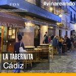 Image for the Tweet beginning: La Tabernita en Cádiz .