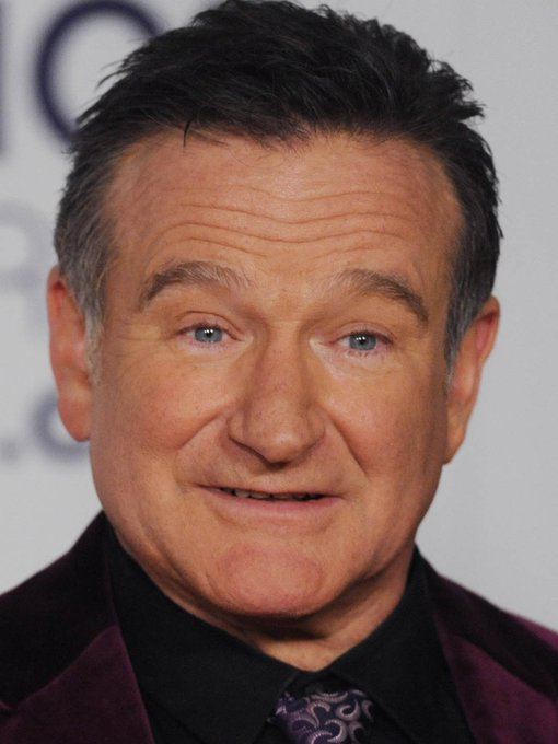 Happy Birthday to one of the finest actors we ve ever seen, Robin Williams