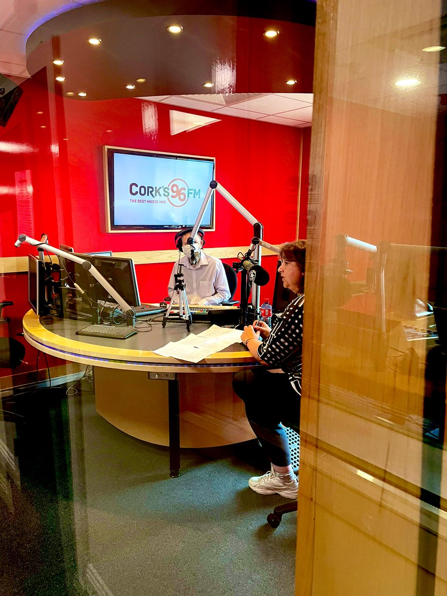 Thanks to Fiona and the @OpinionLine96 team for having me on @Corks96FM this morning before we head to West Cork a little later today. A wide ranging interview covering everything from parking issues to respite, housing, autism supports, the JAM Card & the @CorkLifeCentre. https://t.co/I1aVK1JPld