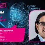 Image for the Tweet beginning: 2016 gründete Karim-Patrick Bannour gemeinsam