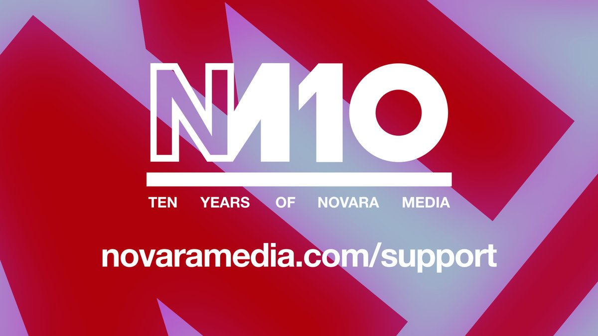 It's been 10 years since Novara Media started out life as a weekly radio show. But we're in it for the long haul, and we need to boost donations by £8k a month - fast.  Whether you're new to NM or you've been supporting us for years, join us: https://t.co/zeSXTykADj  #NM10🎂 https://t.co/FnQbeJv2PB