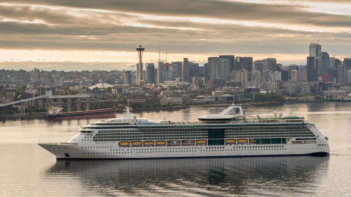 Latest news: Royal Caribbean opens the industry's first Alaska season since September 2019. Serenade of the Seas set sail from Port of Seattle yesterday, and Ovation of the Seas to soon follow in August.