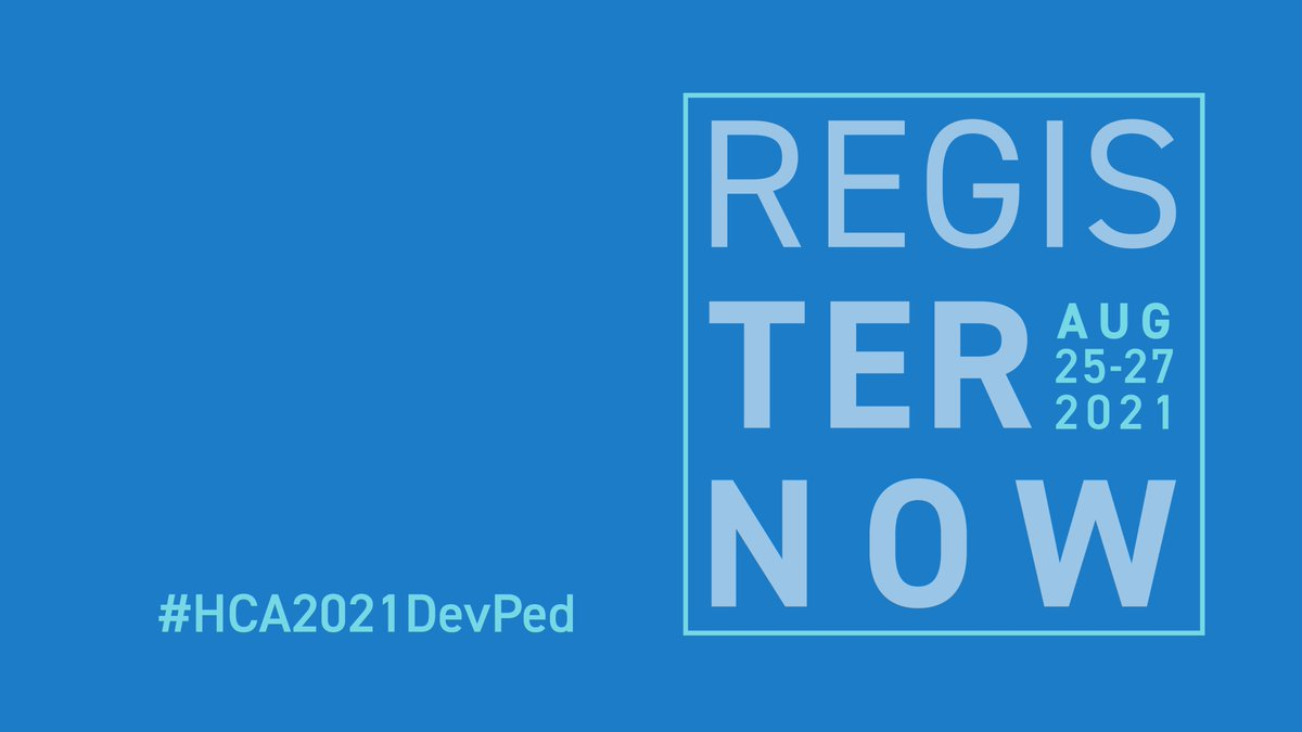 #MedicinebyDesign is a proud sponsor of the HCA Developmental and Pediatric Cell Atlas Meeting. Learn more and register: ➡️https://t.co/TfkS66ydI1.
