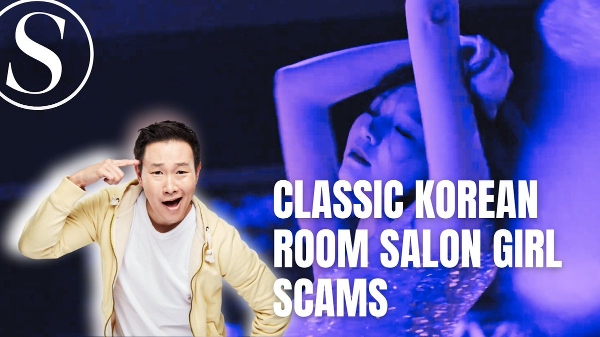 You're about to find out about the shady underground world of the Korean room salon.  https://t.co/I9eOkRPMRT #koreanroomsalon #koreanightlife #koreaunderground https://t.co/iXiRxWCemZ