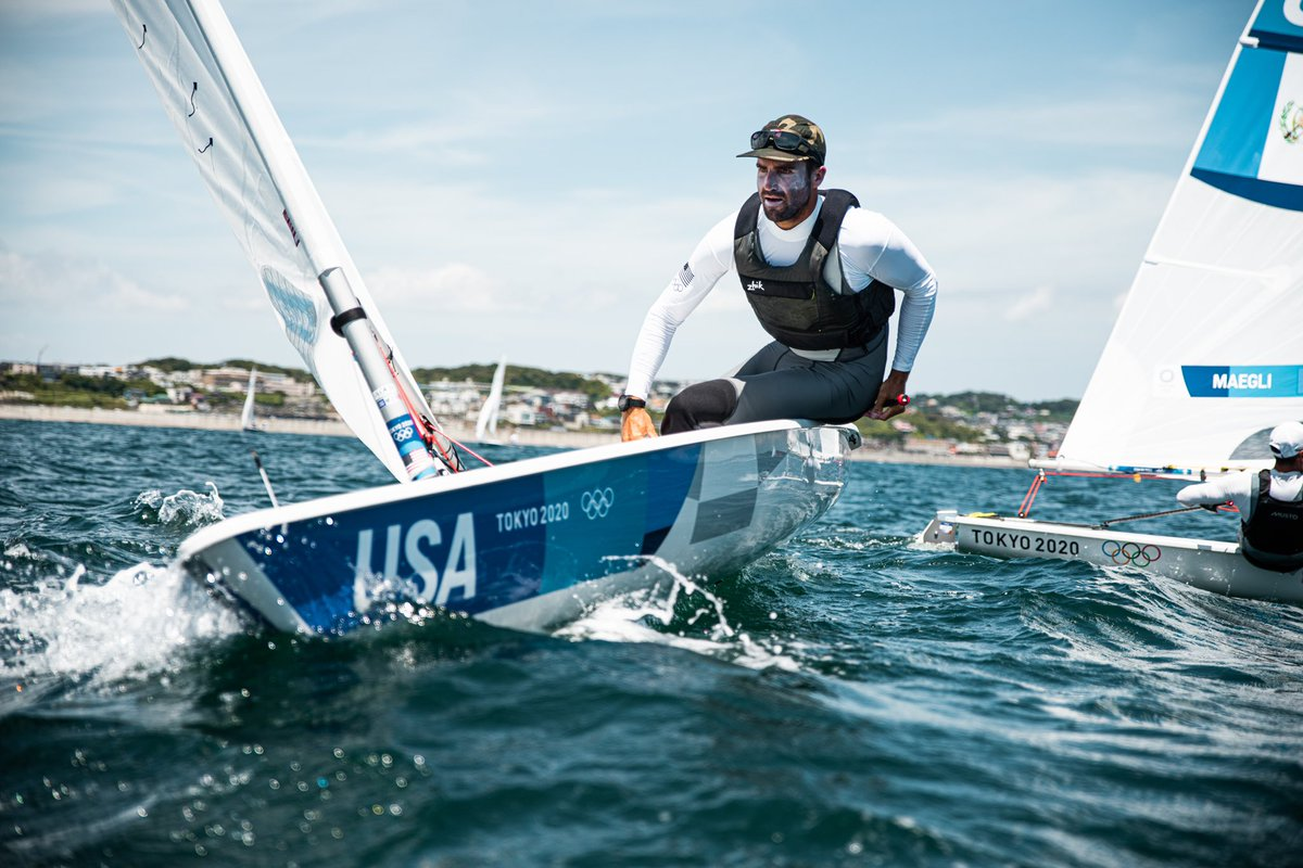 Are you ready for Olympic Sailing⁉️@TeamUSA ⬇️