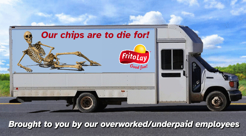 At Frito-Lay, our chips are to die for. https://t.co/eEy7lIldQm
