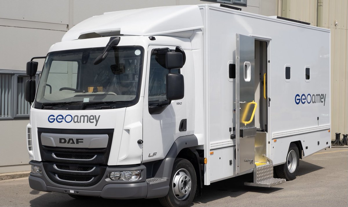 test Twitter Media - Another Geoamey vehicle going out again today from our busy workshop! #Geoamey #MartinWilliamsHull #CommercialVehicleServices https://t.co/vJsKSveQVP