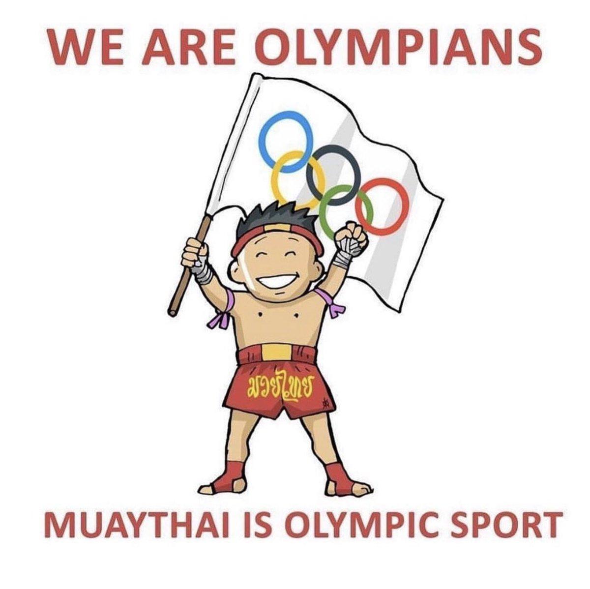 Congratulations #MUAYTHAI is recognized by the IOC as an Olympic Sport! ❤️💪🏻 muaythai_kyrgyzstan_03  Поздравляем #Муайтай официально признан Олимпийским видом спорта! https://t.co/LFWsWRkPp7