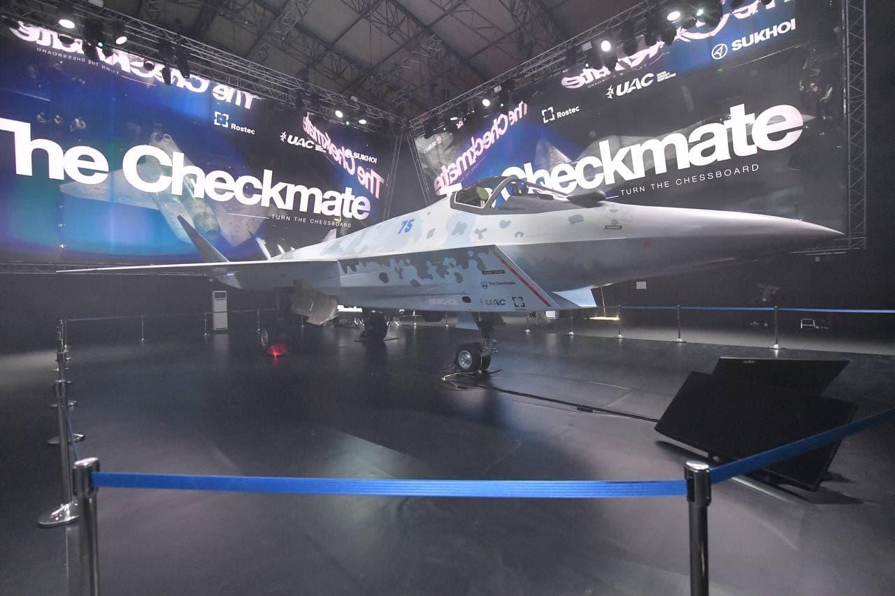 Su-75Checkmate