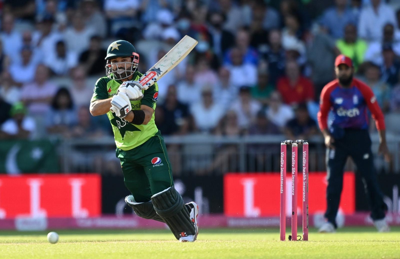 Mohammad Rizwan makes huge progress in the latest ICC T20I rankings for batsmen