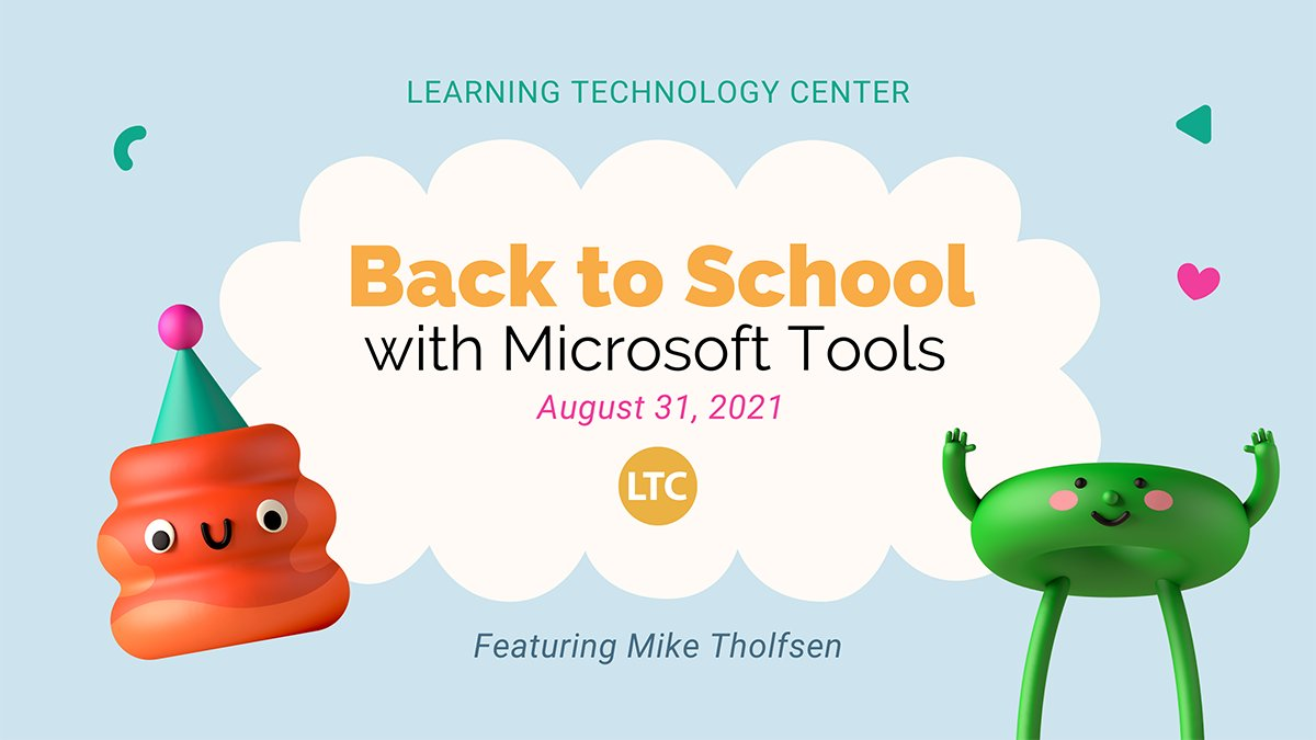 Looking forward to this! #Mieexpert #MicrosoftEDU https://t.co/uk5XomleLr