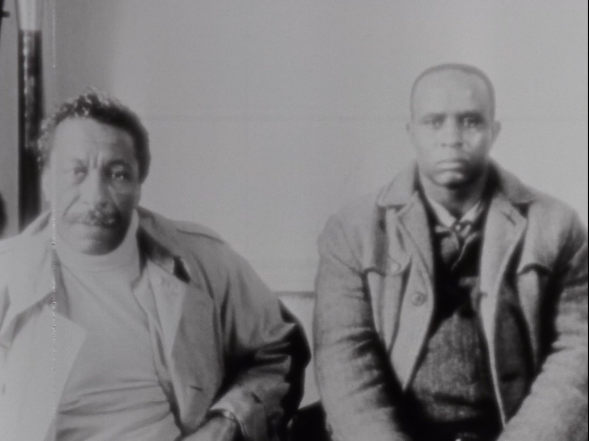 DIARY OF A HARLEM FAMILY (1968)  last night for @AnthologyFilm Gordon Parks early shorts series, only 20 minutes long but extremely harrowing, with some of the familial violence of a Gayl Jones novel but real. hard to shake, but worth watching.   https://t.co/lJ8kSE9dz8 https://t.co/0wXhGoFTY2