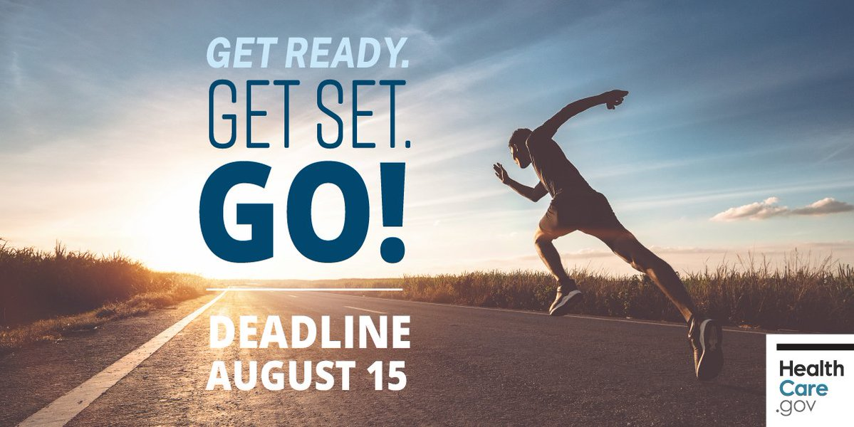 You can even get coverage starting August 1 if you enroll by July 31! #MarketplaceSEP https://t.co/zDZa63EV8b