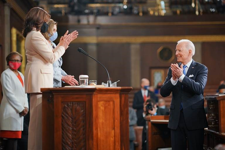 @WhiteHouse's photo on Madam Speaker
