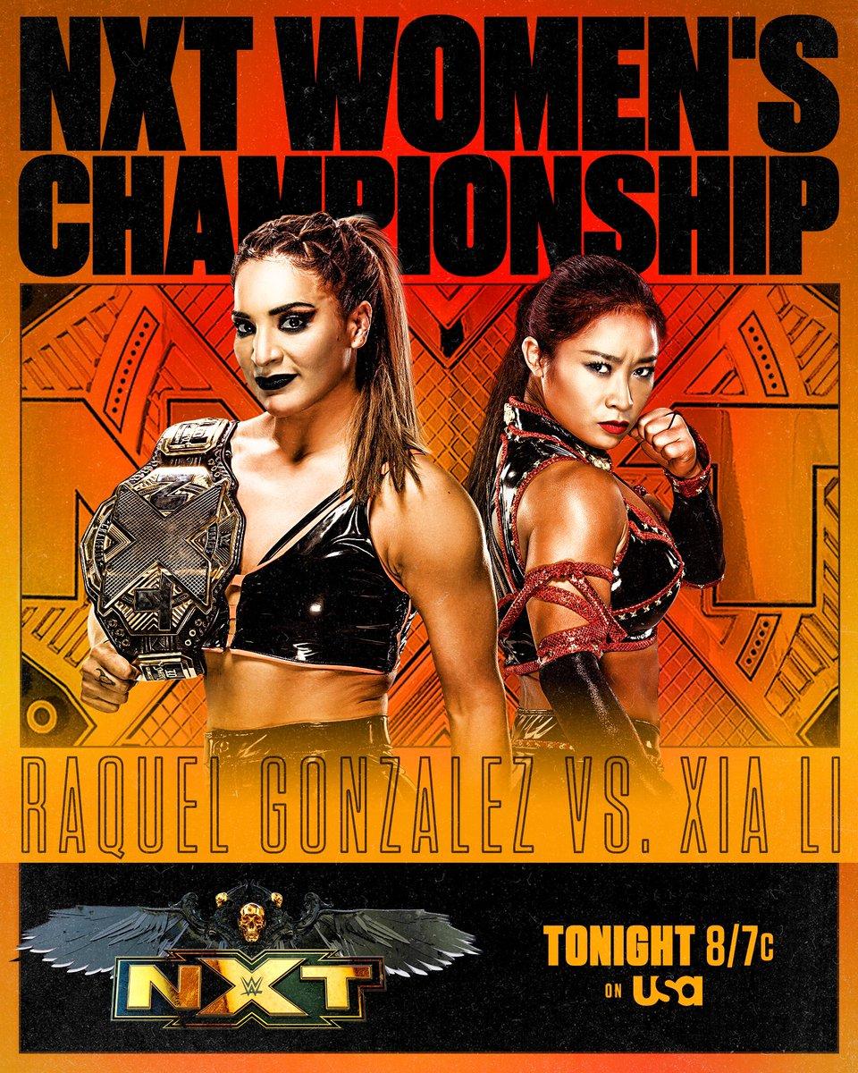 @StuBennett's photo on #WWENXT